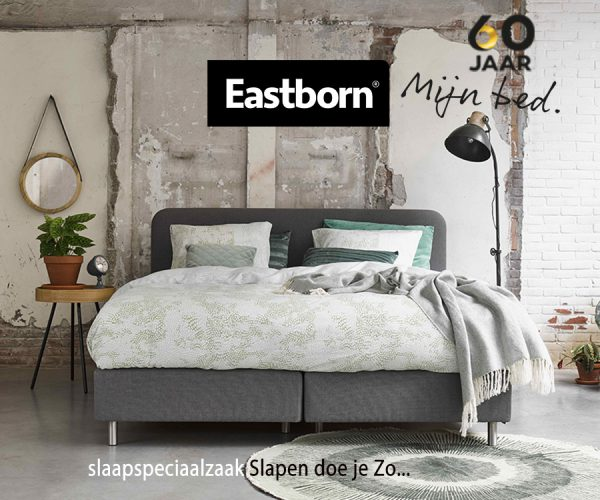 EASTBORN Opaal boxspringcombinatie