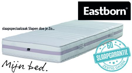 EASTBORN Q-4000 pocketvering matras