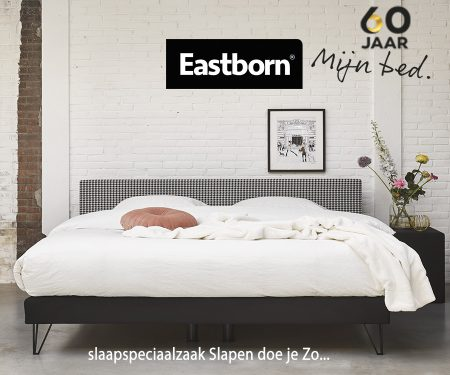 EASTBORN Agaat boxspringcombinatie